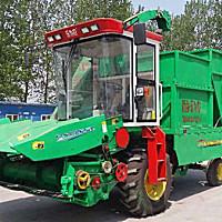 樂為農4YZQ-4B玉米收獲機