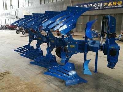 郑州天龙1LFY-440液压翻转犁