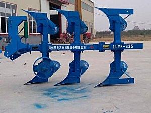 郑州天龙1LFY-335液压翻转犁
