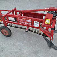勇杰机械4HYS-850A花生收获条铺机
