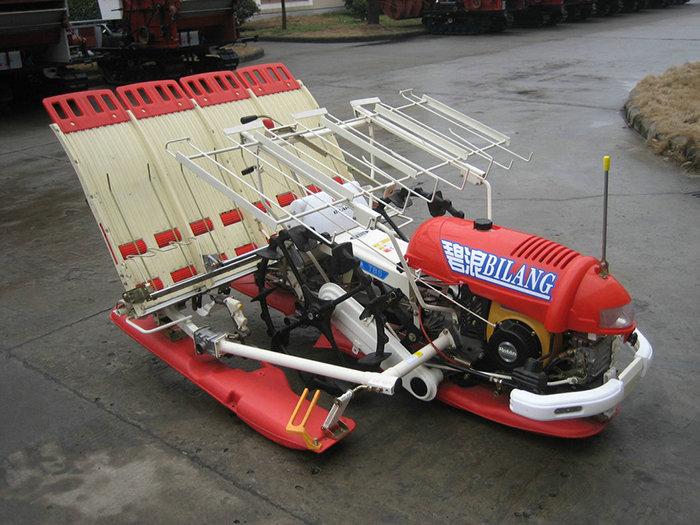 碧浪2ZF-4型手扶式插秧机