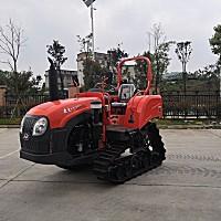 農夫小機靈NF-Y702履帶式拖拉機