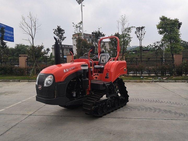 农夫NF-Y702履带拖拉机