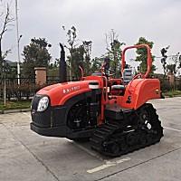 农夫小机灵NF-Y802履带式拖拉机