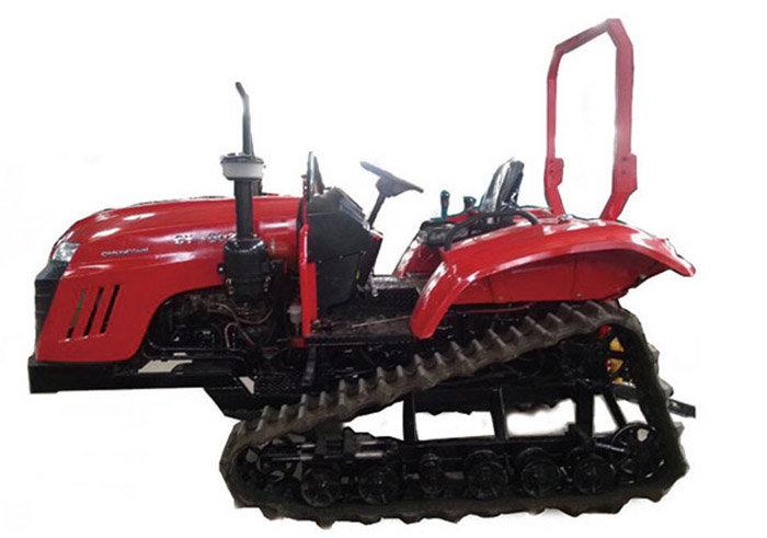 湖南春燕CY-902智能履带拖拉机