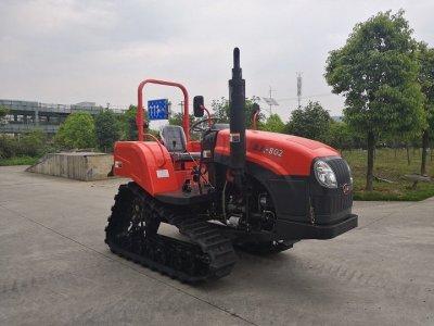 農夫NF-802履帶式拖拉機