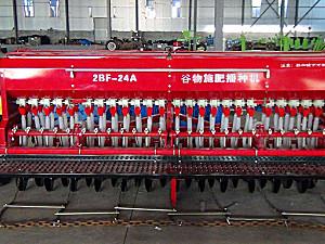 帝辛丰2BF-24A谷物施肥播种机