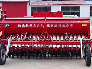 帝辛丰2BFX-20A谷物施肥播种机