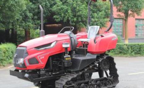 南岳752履带拖拉机