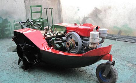 法泗FS-17机耕船