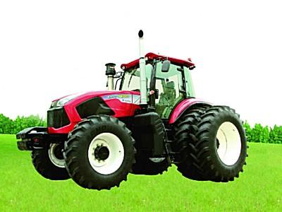 黃海金馬YK2004拖拉機