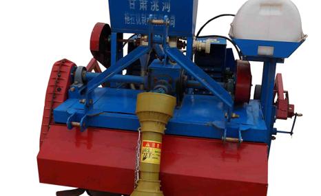 洮河1GZMSPM-40/70D3V2旋耕灭茬起垄施肥喷药铺膜机