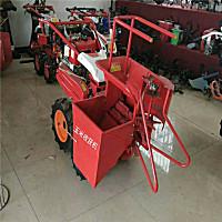 農友186柴油電啟動玉米聯合收獲機