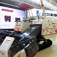 東禾4LZ-5.0Z履帶收割機