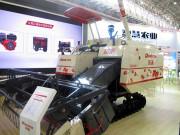 4LZ-5.0Z履帶收割機