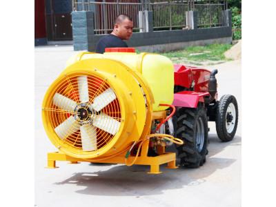 山东金原装备JY3WF-260拖拉机背负式果园打药机