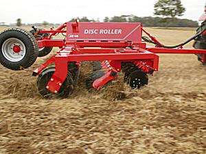丹麦禾沃Disc-Roller灭茬缺口圆盘耙