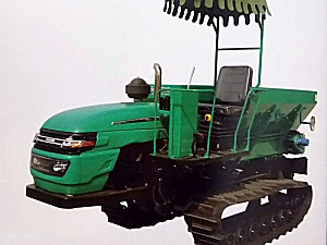 山东天盛2FZGB系列履带自走式撒肥机