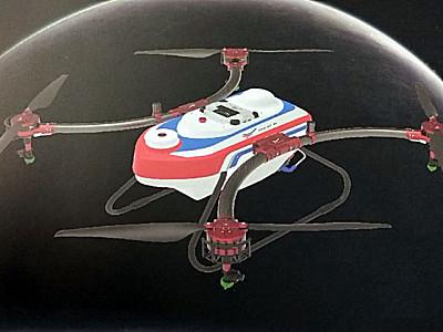 天鷹兄弟TY-M12L植保無人機