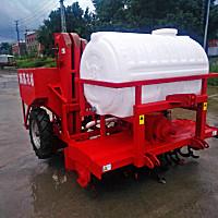 雙高單芽段甘蔗種植機