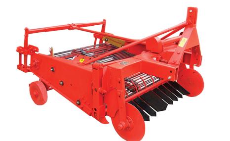 中機美諾1520雙行馬鈴薯挖掘機