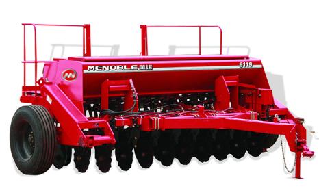 中農機6119免耕施肥播種機