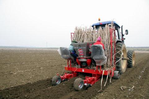 中机美诺2CZY-2B(8120B)甘蔗种植机