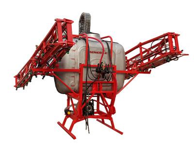 中機美諾3880系列噴桿式噴霧機