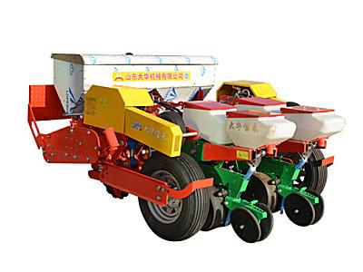 大華寶來2BMYFZQ-2A牽引式免耕指夾精量施肥播種機