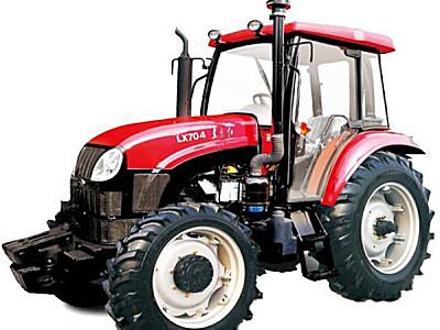 东方红LX704轮式拖拉机