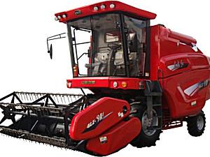 东方红4LZ-9A1/9A2自走轮式谷物联合收割机(单纵轴流)