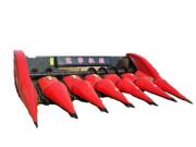 宝华4YZ-6玉米收割台