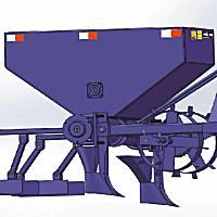 新思路2F-1.5施肥机