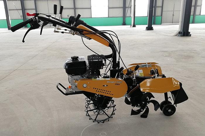 山东颈鹿3TGQ-4田园管理机
