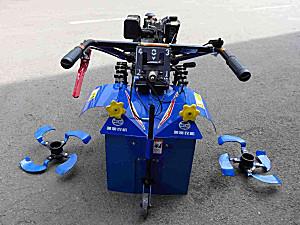 重庆美澳3TG-4田园管理机