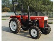 504A轮式拖拉机