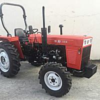 开野554轮式拖拉机