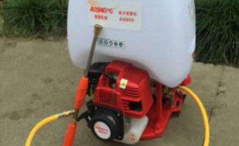 奥晟AS-800背负式动力喷雾机