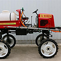 綠禾3WP-300Z1噴桿噴霧機