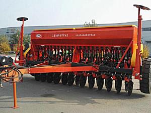 布谷2BF-24施肥播种机