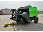 4YQ-124秸秆粉碎圆草捆打捆机