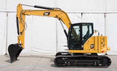 卡特彼勒310型农用挖掘机