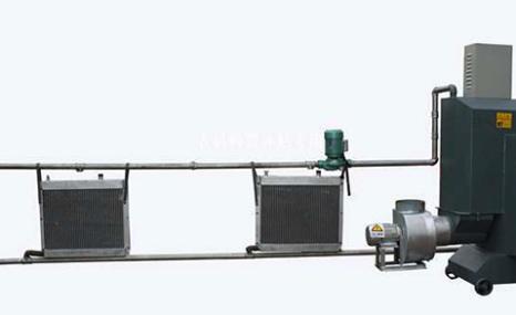 新疆乐鑫5LSRF-1.5燃煤水暖热风炉