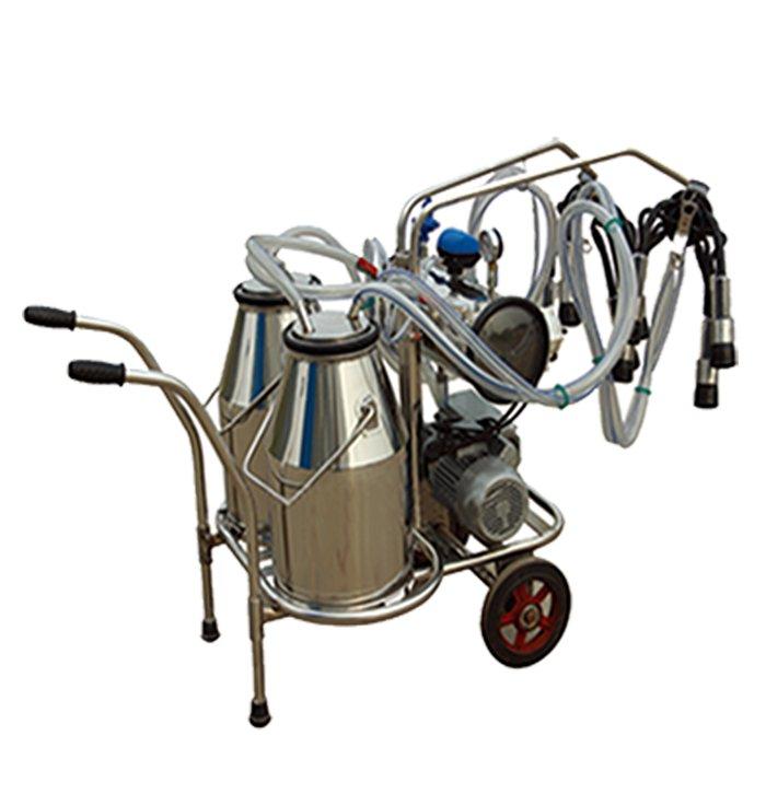3.XD32B2型真空移動式擠奶機