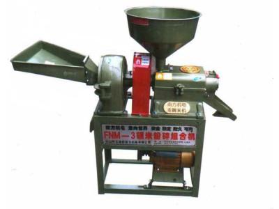 南方机电6N60-9FZ20碾米粉碎组合机