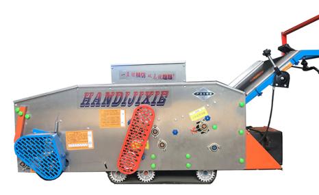 黑龙江寒帝2BP-600D水稻育秧铺盘播种机