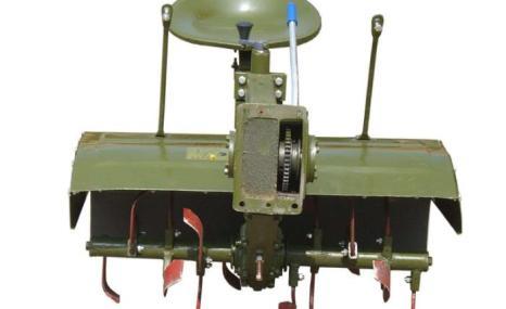 神犁1G-85耕地機