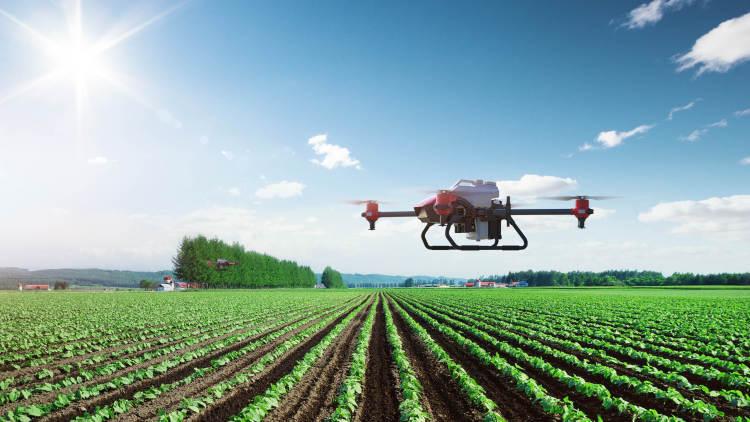 極飛XP 2020農業無人機