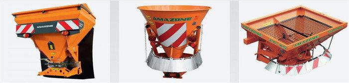 阿玛松(AMAZONE)E+S、EK-S和ZA-XS施肥机