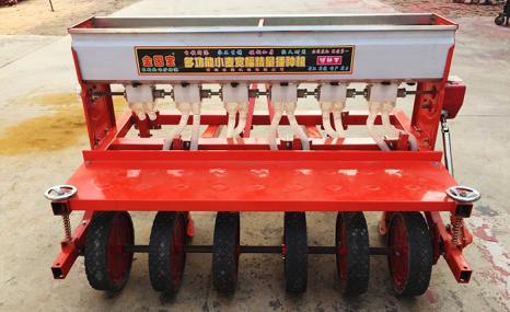 金園寶2BX-6小麥寬幅免耕精量播種機